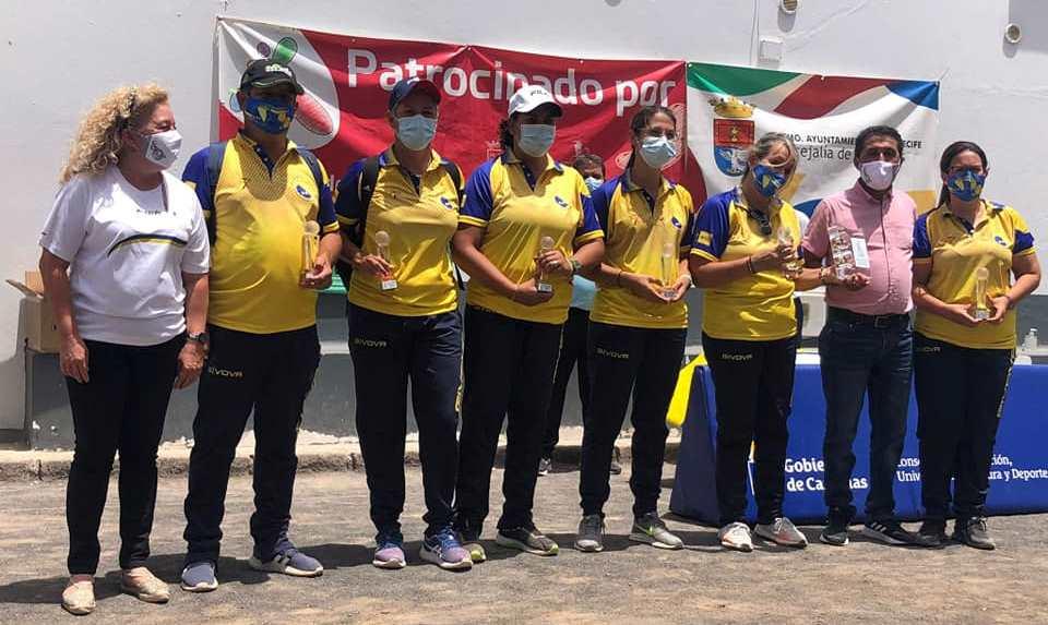 Campeonato de Selecciones Insulares de Bola Canaria en su categoría Femenina