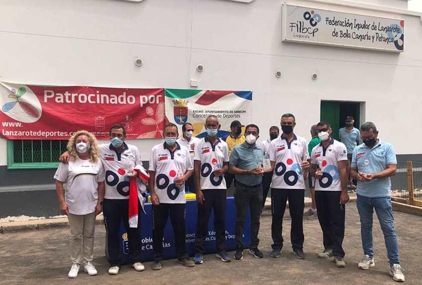 Campeonato de Selecciones Insulares de Bola Canaria en su categoría Masculina